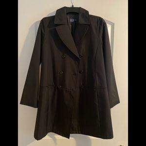 Gap Raincoat/trench coat